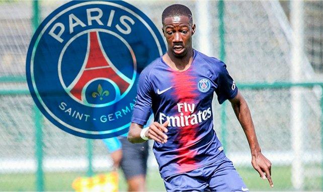 Le PSG couve sa nouvelle pépite Bandiougou Fadiga