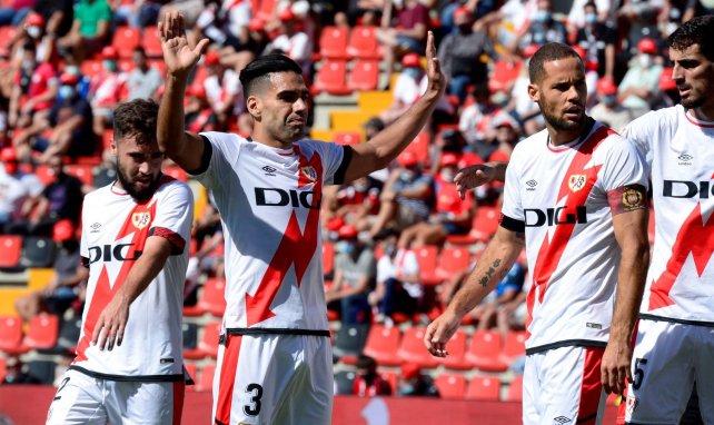 Les débuts tonitruants de Radamel Falcao avec le Rayo Vallecano