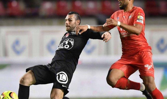 Fayçal Rherras s'est engagé au Levski Sofia