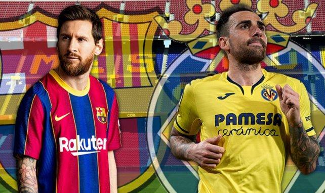 Barça-Villarreal : les compos probables