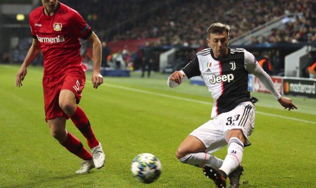 Federico Bernardeschi sn'a pas l'intention de quitter la Juventus