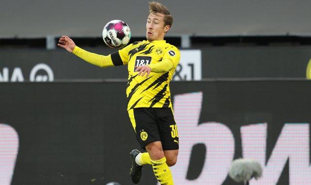 Dortmund blinde Felix Passlack