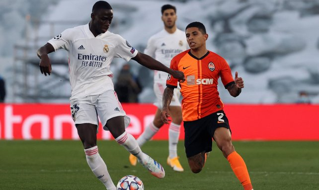 Real Madrid : Ferland Mendy absent au moins 10 jours