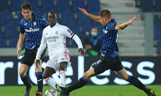 Atalanta - Real : la réaction à chaud de Ferland Mendy