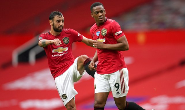 Premier League : Manchester United brille contre Bournemouth et dépasse Chelsea, Leicester domine Crystal Palace
