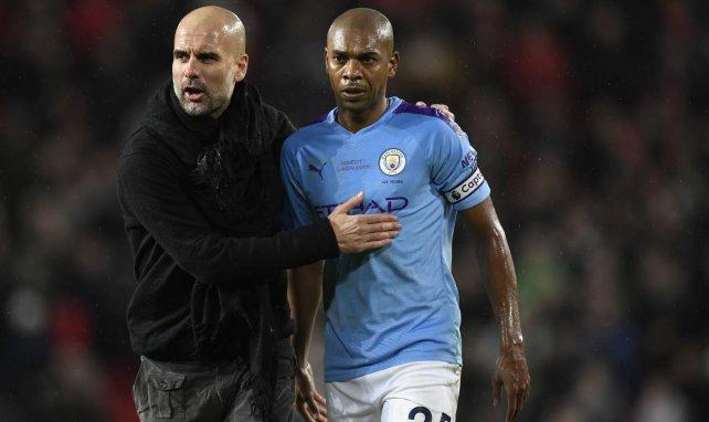 LdC, Manchester City : Fernandinho absent face à l'OM
