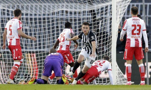 Manchester City grille la concurrence pour s'offrir Filip Stevanovic