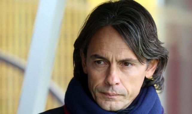 Filippo Inzaghi, coach de Benevento