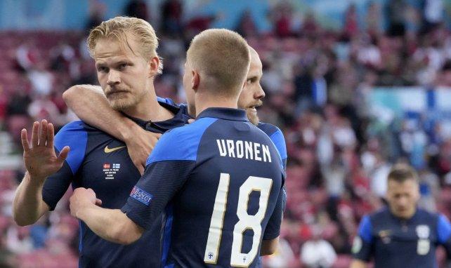 Euro 2020 : la Finlande jette un sacré coup de froid