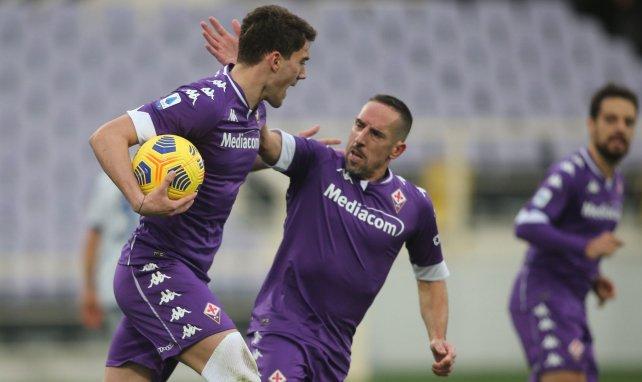 Serie A : La Fiorentina gagne sans briller face à Crotone