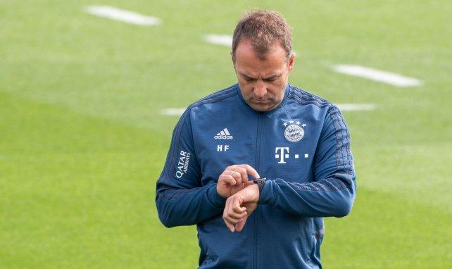 Allemagne : Hansi Flick pénalise le Bayern