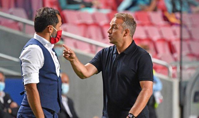 Des légendes du Bayern s'inquiètent des tensions entre Flick et Salihamidzic