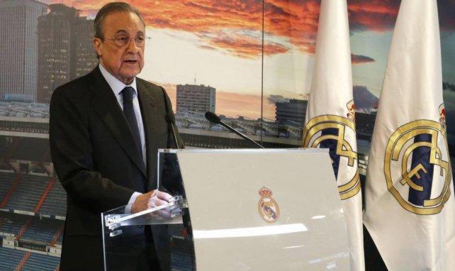 Real Madrid : Florentino Pérez a écrit aux socios