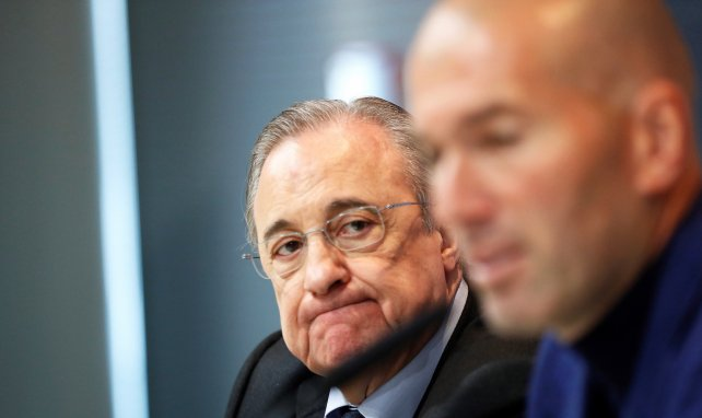 Super League : Florentino Pérez refuse d'abandonner !
