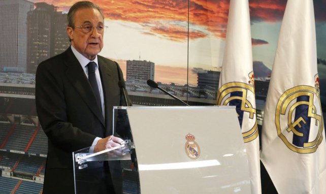 Mercato Real Madrid : l'obsession de Florentino Pérez