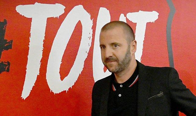 Florian Maurice, le nouveau directeur sportif du SRFC