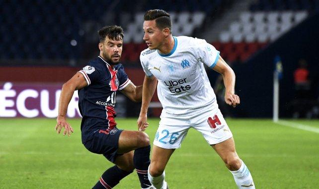Leicester pourrait tenter sa chance avec Florian Thauvin