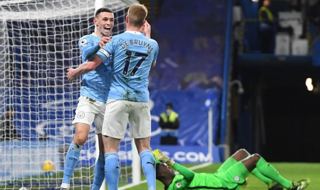 Manchester City-Chelsea : les compositions officielles