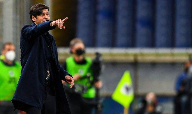 AS Roma : Paulo Fonseca quittera le club en fin de saison !