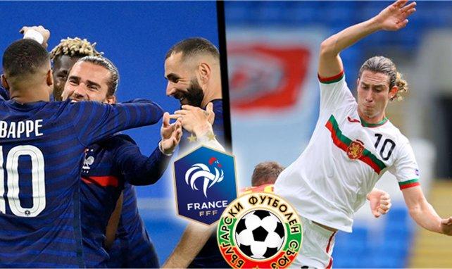 Les compos probables de France-Bulgarie