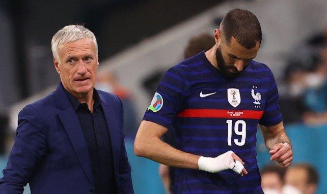 Equipe de France : Didier Deschamps vole au secours de Karim Benzema