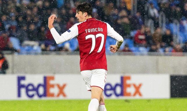 Le Barça a reçu une folle somme pour Francisco Trincão