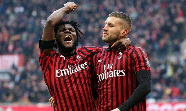 L'AC Milan toujours en pleine galère pour la prolongation de Franck Kessié