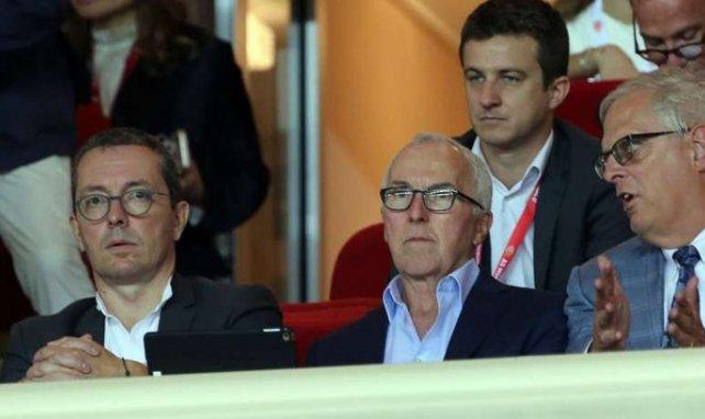 OM : le clan Frank McCourt justifie le départ de Jacques-Henri Eyraud