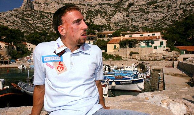 Franck Ribéry en 2006