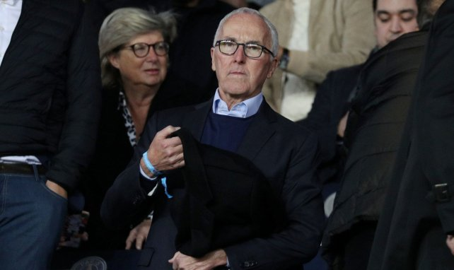 Super League : la réaction de Frank McCourt