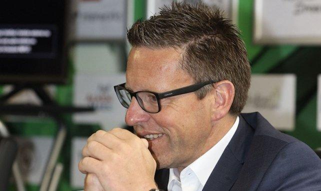 Frédéric Lamotte, Head of Development and Strategy de Fuchs Sports