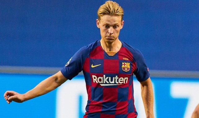 FC Barcelone : la confiance revient selon Frenkie de Jong