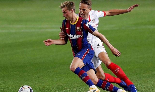 FC Barcelone : comment Ronald Koeman a relancé Frenkie de Jong