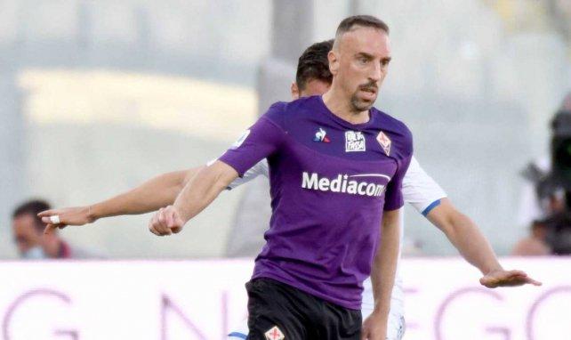 Serie A: la maison de Franck Ribéry cambriolée