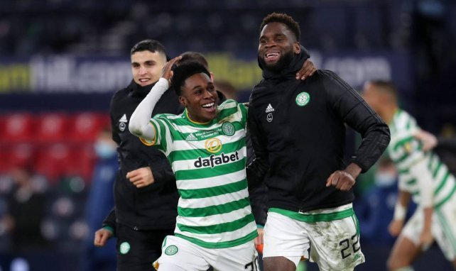 Le Bayer Leverkusen achète Jeremie Frimpong au Celtic