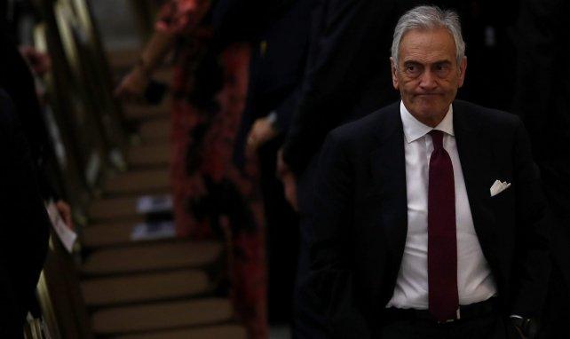 Italie : le président de la Fédération totalement contre l'arrêt définitif de la saison