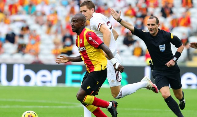Lens : Newcastle tâte le terrain pour Gaël Kakuta