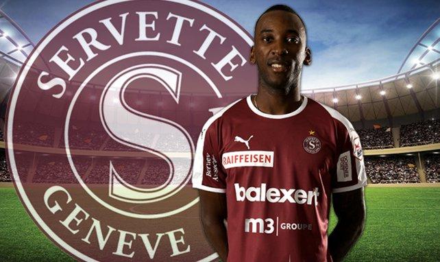 Gaël Ondoua, joueur du Servette FC