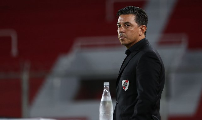 Marcelo Gallardo ne viendra pas à Lyon cet été