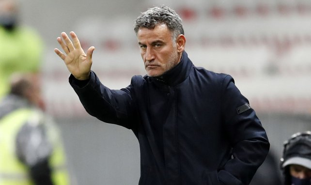 LOSC : Christophe Galtier enrage pour sa suspension