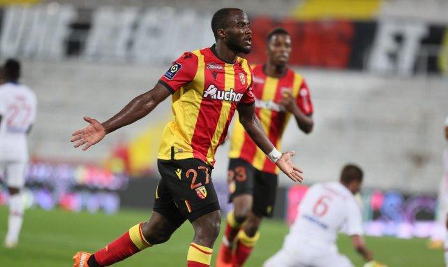 Igniatius Ganago délivre le RC Lens face au PSG