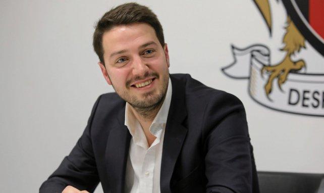 KV Oostende : Gauthier Ganaye nommé président exécutif