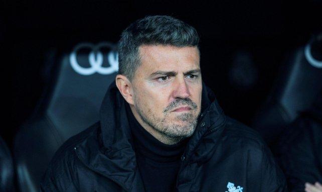 Oscar Garcia nouveau coach de Reims