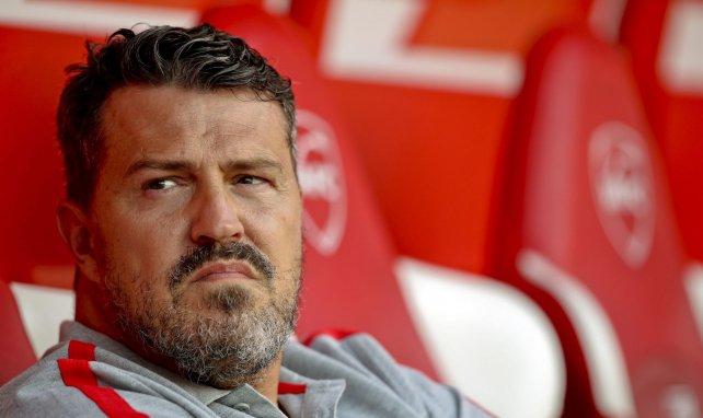 Le Barça pense à Oscar Garcia