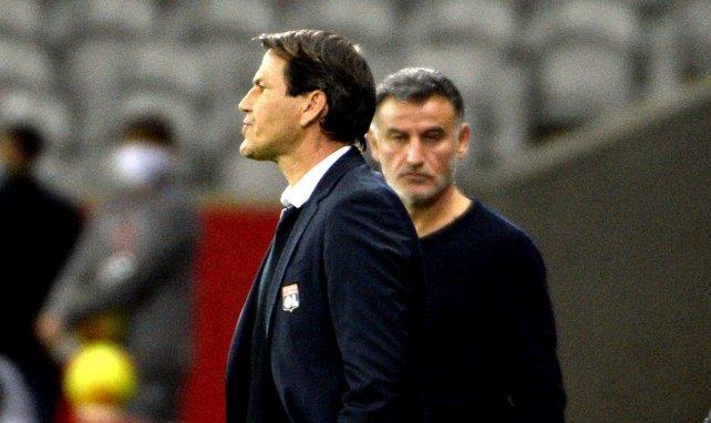 Rudi Garcia et Christophe Galtier devraient se croiser