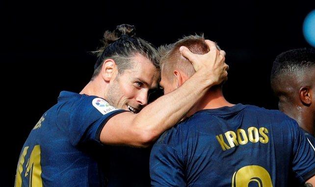 Real Madrid : Gareth Bale aurait gagné pas moins de 23 800 € par...minute jouée.