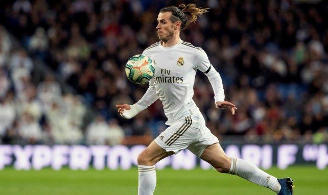 Vidéo : quand Gareth Bale fait semblant de dormir sur le banc de touche