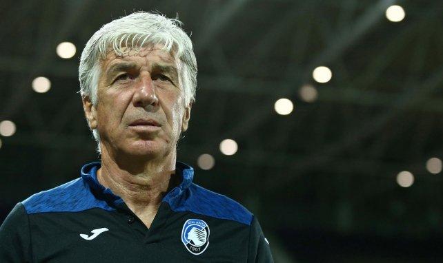 Atalanta-PSG : les regrets de Gian Piero Gasperini