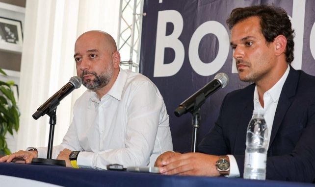 Bordeaux : Admar Lopes promet une dizaine de recrues