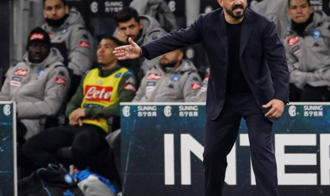 Serie A : le Napoli dispose de l'AS Roma
